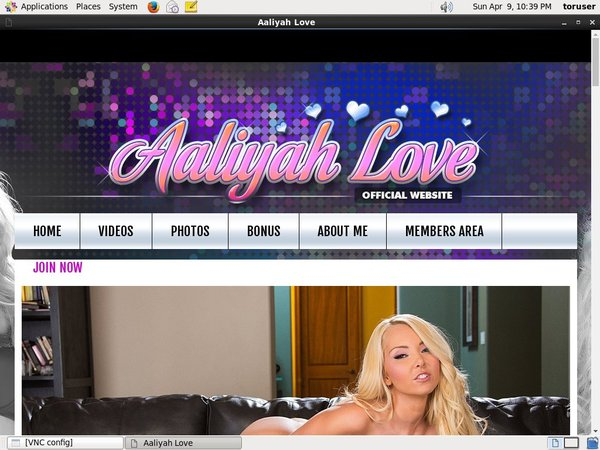 Aaliyah Love Without Card