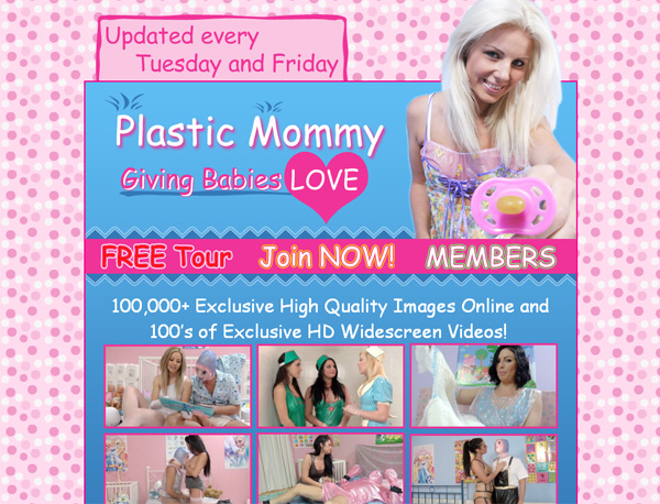 Cracked Plastic Mommy Account