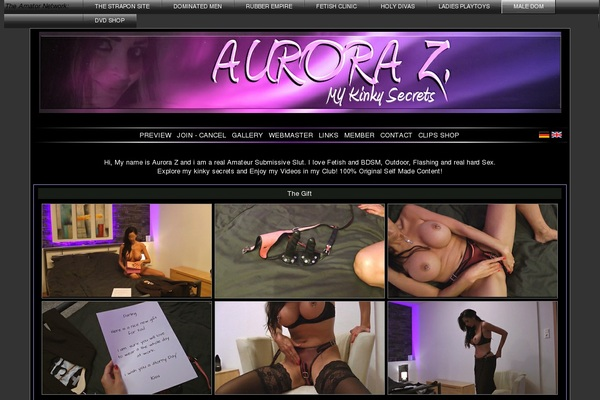 Free Password Aurora Z.