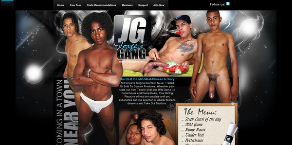 Jorges Gang Free Users