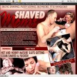 Shaved Moms Free Memberships