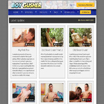 Try Boy Gusher For Free