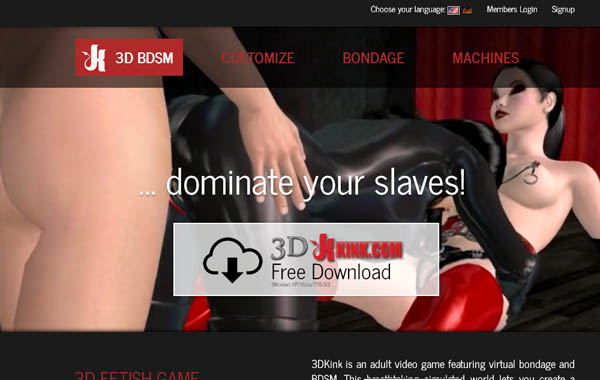 3D Kink Xvideos