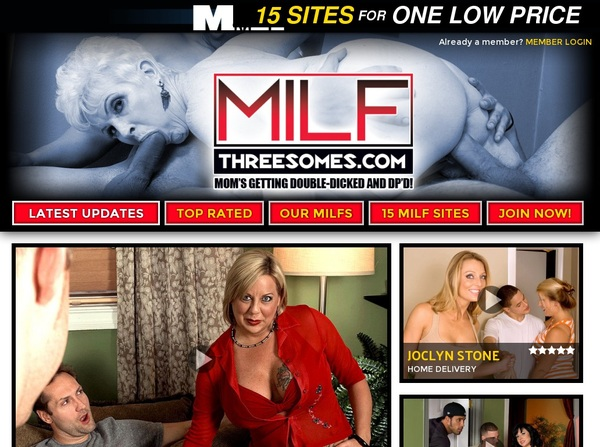 Milfthreesomes Paypal Options