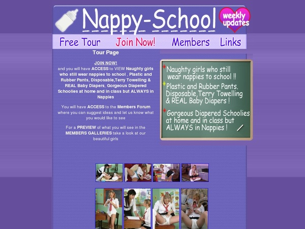 Nappy School Network Discount